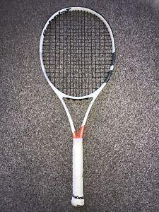 Babolat Pure Strike Team Tennis Racket 285g Grip 2