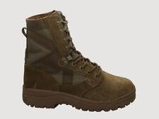 British Army Boots Magnum Scorpion Ladies Womens Suede Desert Brown Surplus UK