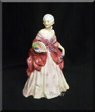 ROYAL DOULTON Fleurette Figurine HN1587 - Retired 1949 - Regency Series