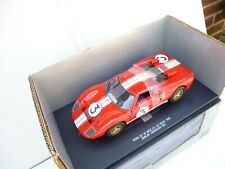 Eagles Race 1/18 Scale - 174002 Ford GT40 #3 Red / White Le Mans Diecast NEW OVP