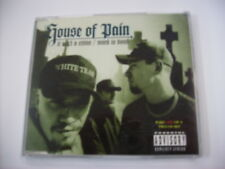 HOUSE OF PAIN - IT AIN'T A CRIME / WORD IS BOND - CD SINGLE 1994 CD1 - EXCELLENT
