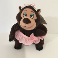 Disneyland Trixie Bear Mini Bean Bag Disney Critter Country Plush Walt Disney