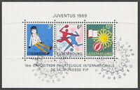 Luxemburg  JUVENTUS 1969 FDC