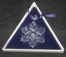 S 00006000 Warovski Scs Ornament 1996
