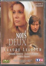 DVD ZONE 2--A NOUS DEUX--LELOUCH/DENEUVE/DUTRONC/VILLERET