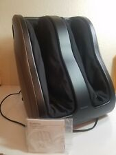 BrookStone TheraSqueeze 2 Foot and Calf  Massager