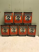 7 Vintages,Sir Walter Raleigh tobacco can One Package