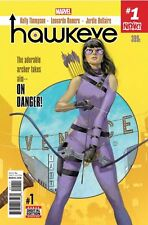 Hawkeye #1 MARVEL NOW  2017 Kelly Thompson 1st Print COVER A