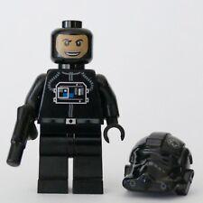 LEGO ® Star Wars ™ personnage Tie fighter pilote sw268a De 9492, 9676 avec arme