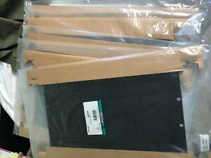 8 Rack Space Filler Panel DPFP8 Panduit Brand New
