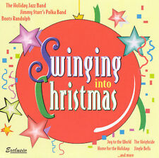 Swing into Christmas by Boots Randolph/Jim Sturr (CD, 2000)
