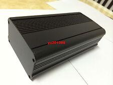 Aluminum Project Box Enclosure case Electronic_ DIY black A 180x95x54mm(L*W*H)