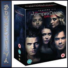 VAMPIRE DIARIES - COMPLETE SEASONS 1 2 3 4 5 6 & 7 **BRAND NEW DVD BOXSET**