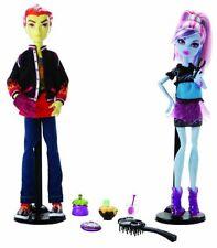 Monster High salle de classe partenaires Heath et Abbey-Entièrement NEUF dans sa boîte