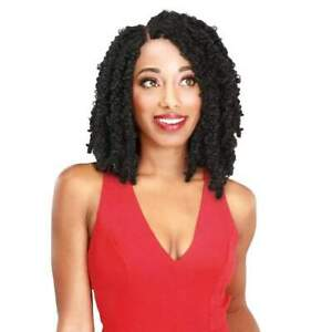 ZURY SYNTHETIC KNOTLESS BRAID LACE FRONT WIG - DIVA LACE BOMB BUTTERFLY LOC