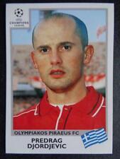 Panini Liga de Campeones 1999-2000 - Predrag Djordjevic (Olympiakos) #180