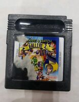 Game & Watch Gallery 2 (Nintendo Game Boy Color, 1998) GAME CARTRIDGE TESTED