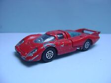 Diecast Corgi Toys Whizzwheels Porsche 917 Red in Used Condition