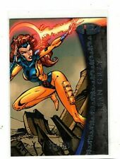 2012 Upper Deck Marvel Premier Jean Grey Base Card #/199 Card #23