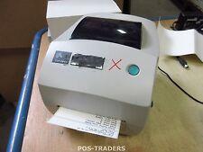 ZEBRA TLP2844-Z  LAN RJ-45 + USB Thermal Label Printer - INCL PSU - TESTED OK