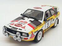 Otto Models 1/18 Scale OT820UVI - 1985 Audi Quattro Sport gr.B RMC - White