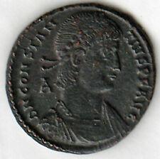 CONSTANTIUS (337-361AD) AE Centenionalis / Soldier spearing fallen horseman gEF