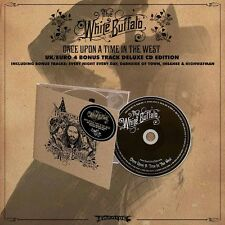 """The White Buffalo """"Once Upon A Time In The West"""" Digipak CD w/4"""