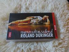 Roland Düringer - Regenerationsabend - VHS - Neuwertig