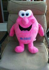 Jumbo Mr. Bubble plush