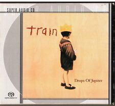 OOP Rare The Train Drops Of Jupiter SACD 2001