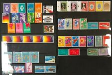 Lot of Netherlands,Curacao & Antillen Old Stamps MNH