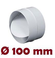 Mkk K0100 22 Raccord avec Clapet Anti-retour Tuyau de ventilation Rond &#xd