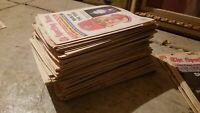 The Sporting News Magazine Newspaper 1983 Near Complete Year 48 Issues