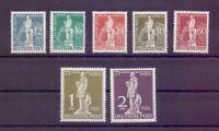 Berlin 1949 - Weltpostverein - MiNr. 35/41 postfrisch** - Michel 750,00 € (931)