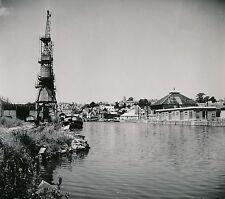 CAEN c. 1950 - Le Port Bassin St Pierre Calvados Normandie - DIV1309