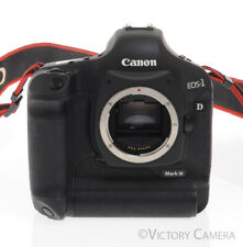 Canon EOS 1D Mark III Digital SLR Camera {10.1 M/P} -Clean-