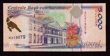 Suriname, 5000 Gulden 1997, P-143a, UNC