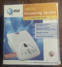 At&T Digital Answering System 1738 English & Spanish Instructions