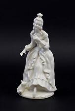 Porzellan Figur Mädchen Froschkönig mit Prinzessin Kämmer H20cm 9944262