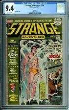 STRANGE ADVENTURES 234 CGC 9.4  CIRCLE 8 PEDIGREE ADAM STRANGE DC 1972 NEW CASE