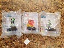 Heroclix DC Brave & the Bold op kit, Green Arrow ,Green Lantern, Flash