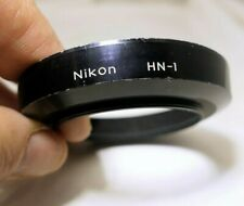 52mm Nikon HN-1 Lens Hood Shade Metal for Nikkor 24mm f2.8 Genuine