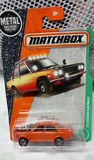 1/64 Matchbox '70 Datsun 510 Rally
