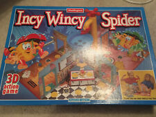 Vintage Incy Wincy Spider 3D Action Board Game by Waddingtons