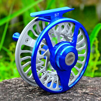 PROBEROS Fly Fishing Reels CNC Aluminum Fly Reels 5/7-7/8-9/10 WT Fly Wheel