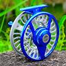PROBEROS Fly Fishing Reels CNC Aluminum Fly Reels 5/7-7/8-9/10 WT Fly Wheel