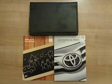 Toyota Land Cruiser 150 - Prado Owners Handbook/Manual and Wallet 14-17
