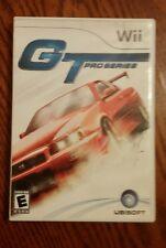 GT Pro Series (Nintendo Wii, 2006)