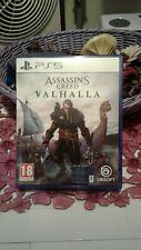 ASSASSIN'S CREED VALHALLA PS5 italiano