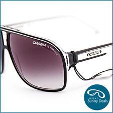 NEW Carrera Grand Prix 2 Black Crystal White (T4M) Sunglasses